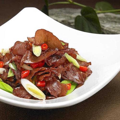 三宝烩牛肉