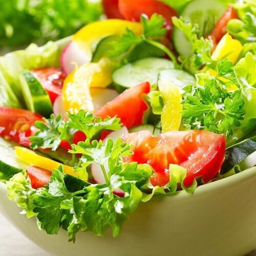 健康鸡肉沙拉