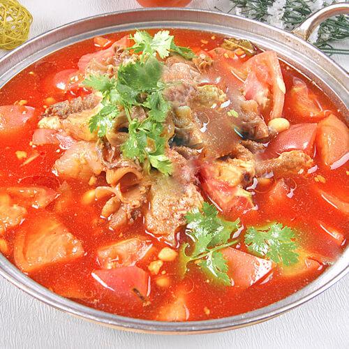 柿子牛腩汤