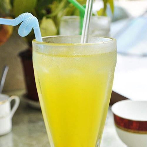 提子雪梨柠檬果汁