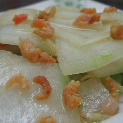 虾皮冬瓜-简单版