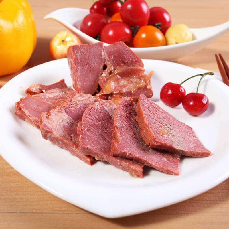 简易卤牛肉