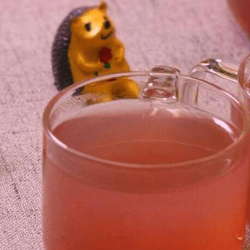 莲藕蓝莓柚子膏