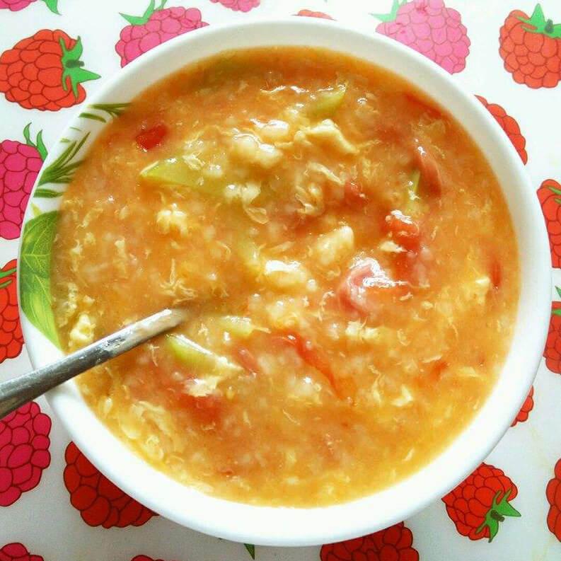 麻辣疙瘩汤