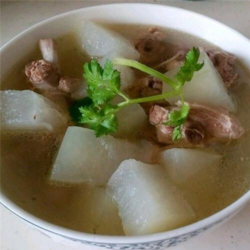 滋补鸭肉汤