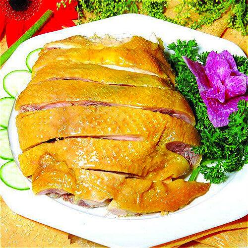 东江盐焗鸡