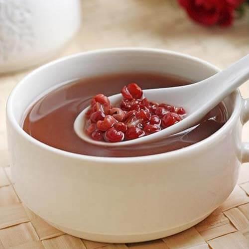 可心的薏米红豆汤