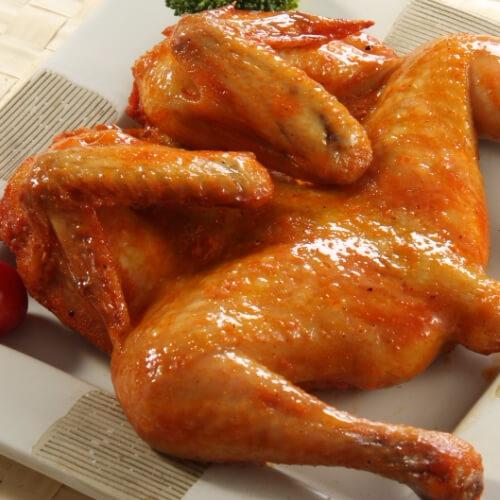 新奥尔良烤鸡
