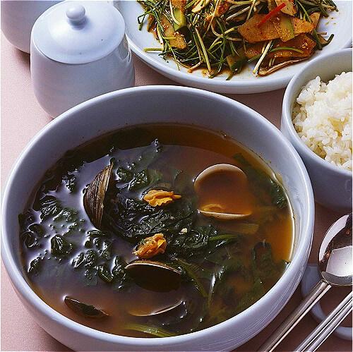 #爱美食#蛤蜊汤