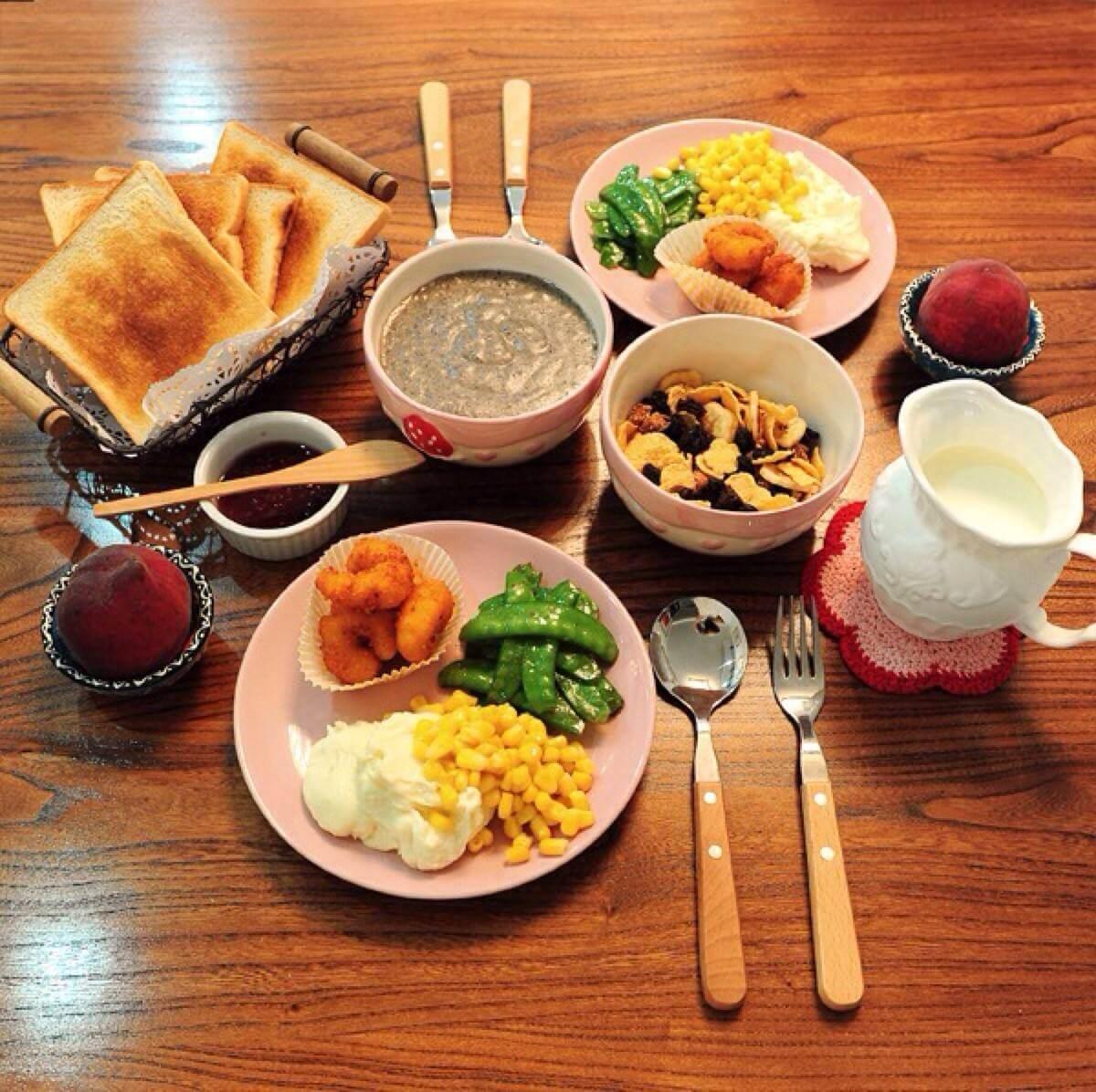 早餐吃什么有营养