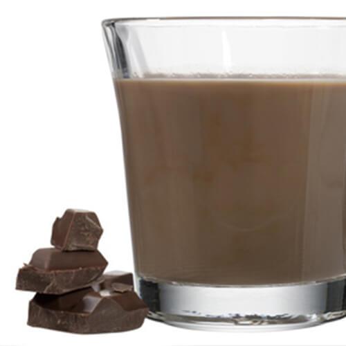好喝的巧克力牛奶