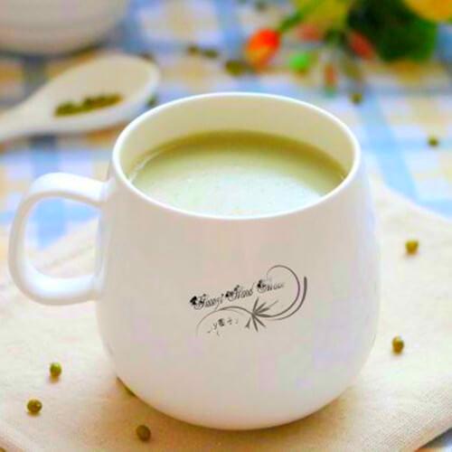 豌豆绿豆大米豆浆