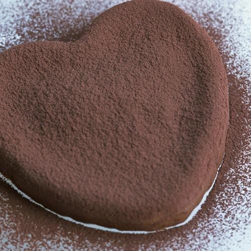 自制爱心巧克力