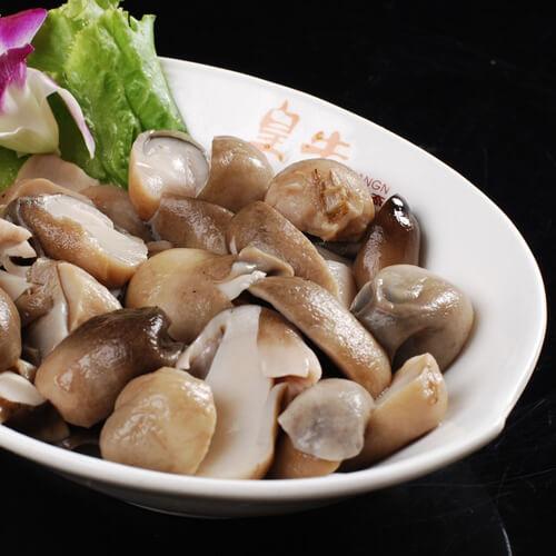 草菇烩猪肚
