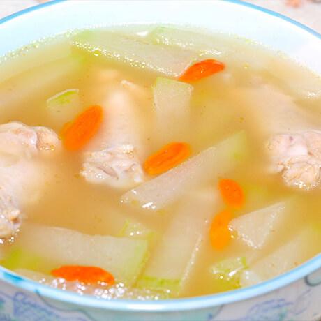 瘦身冬瓜汤