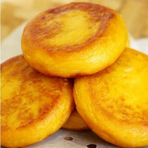 红薯菠萝饼