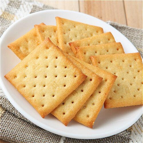 健康美食-苏打饼干