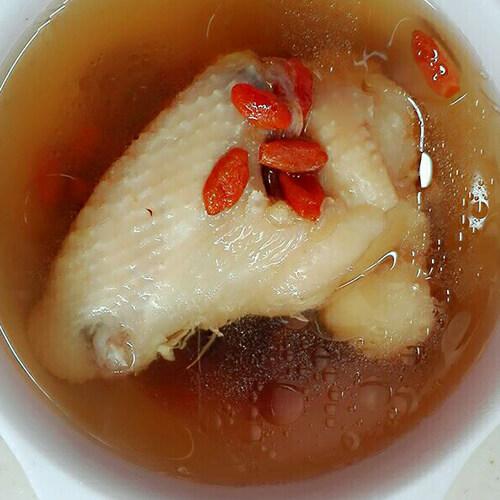 薏仁洋参土鸡汤
