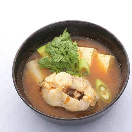 我的鳕鱼炖豆腐