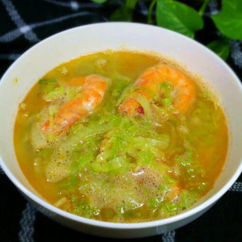 超简单又美味的海鲜汤