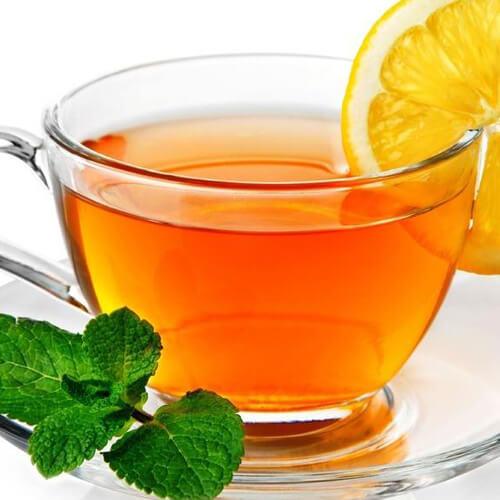 午后茶点——柠檬红茶
