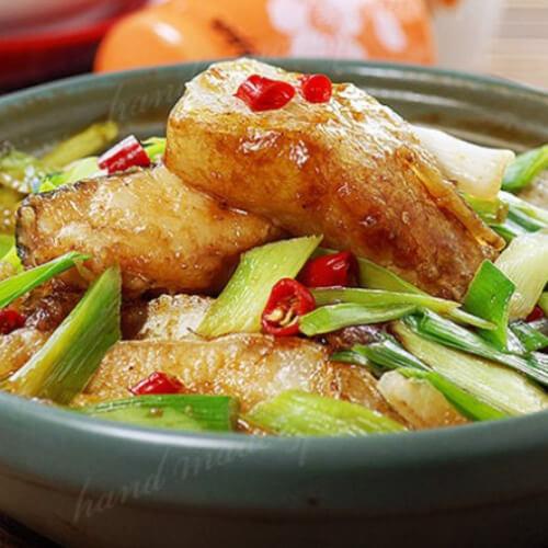 蜜汁肉瘤炒肠壁鸭肠生姜上长的像虾仁图片