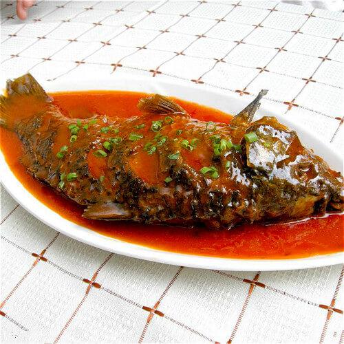 江西辣焖鱼