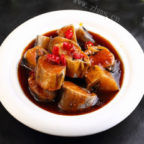 美美厨房之红烧鳕鱼