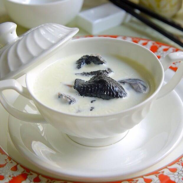 椰子汁鸡汤