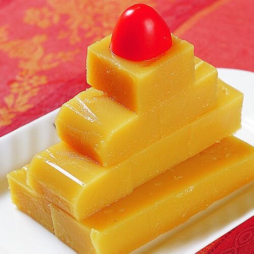 妈妈最爱的豌豆黄