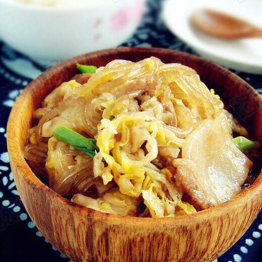 东北猪肉酸菜