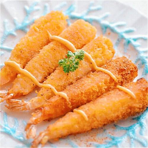 芙蓉虾小零食