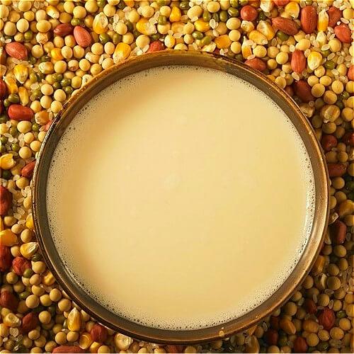 祛湿薏米豆浆