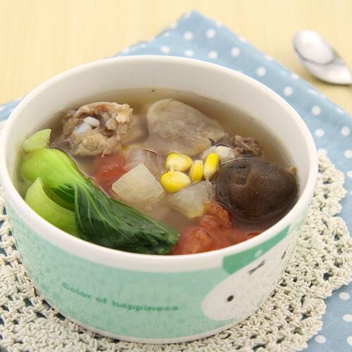 乌鱼排骨汤