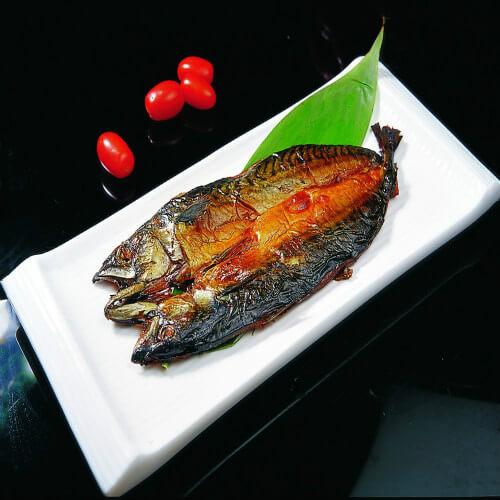 家常烤箱烤鱼