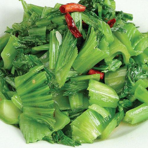 豆腐木耳炒青菜