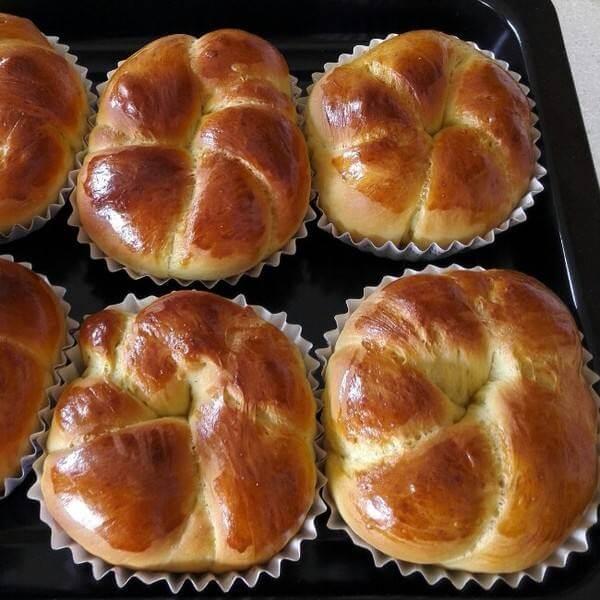 卡仕达超软面包