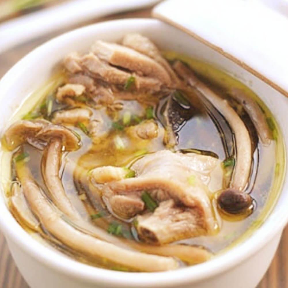 党参北芪肉片汤