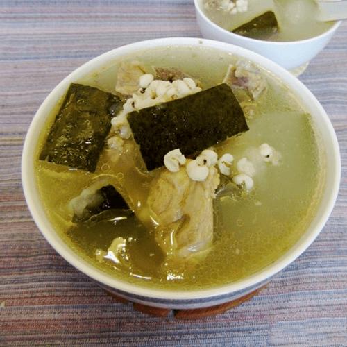 薏米骨头冬瓜汤