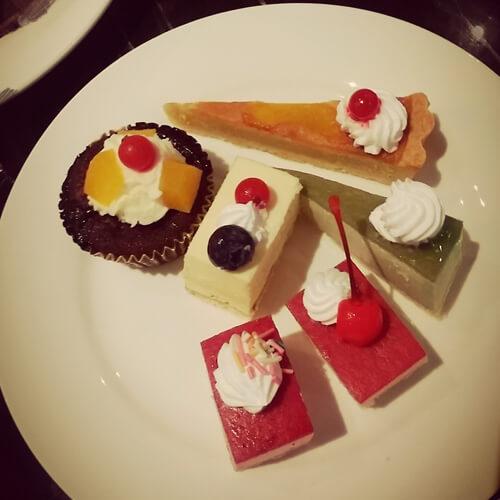 挪威甜点-含蓄的村姑