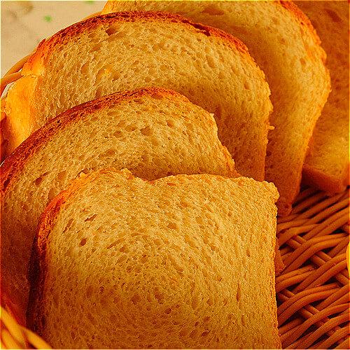 口感好的土司面包