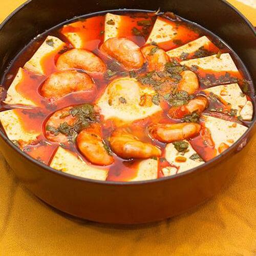 自制韩国泡菜锅