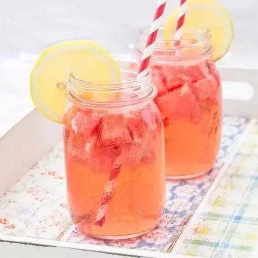 酸甜怡神柠檬西瓜蜂蜜水