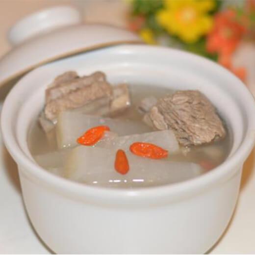 瓦罐排骨煨萝卜