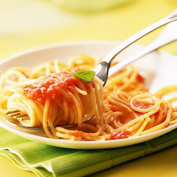 好吃的意大利面