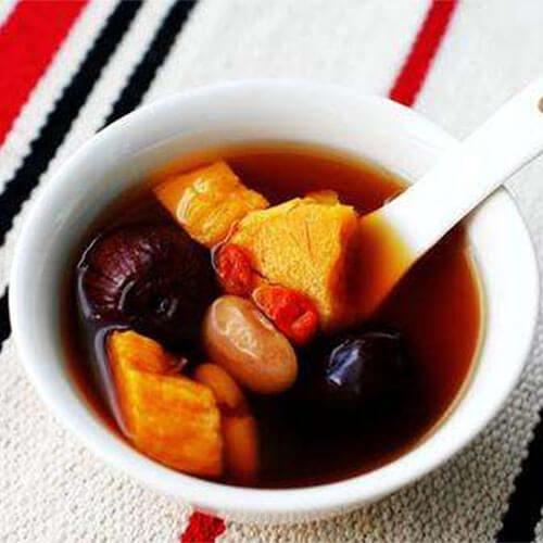 红枣番薯甜汤