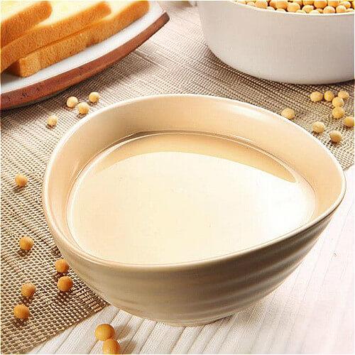 营养糯米莲藕豆浆