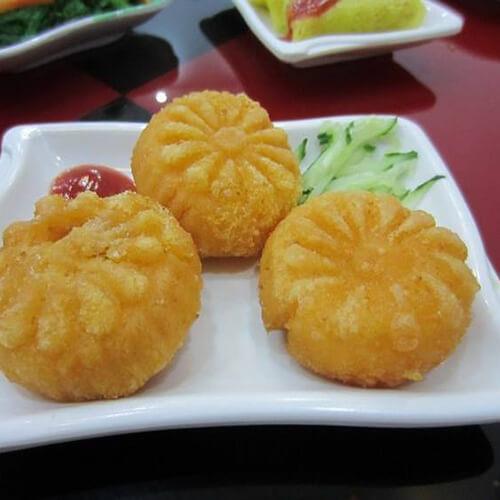 韩国南瓜饼