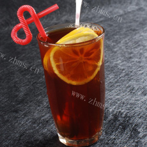 好喝的柠檬红茶