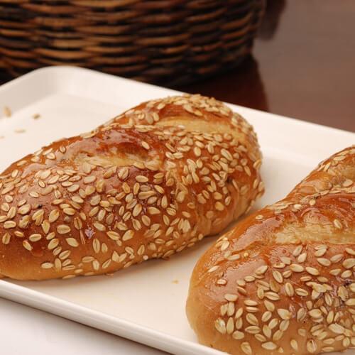 家常蜂蜜全麦南瓜圆面包